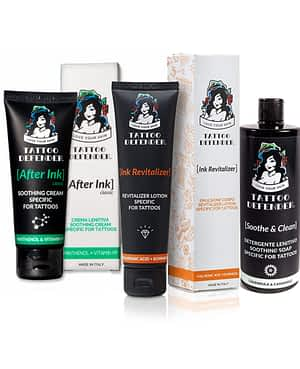 PAKET TATTOO DEFENDER AFTERCARE CLASSIC 3x MAZIL